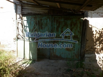 12753:25 - Rural Bulgarian property near river and 35 km from Vratsa city