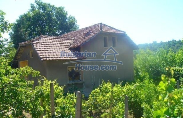 11636:4 - Compact furnished house with a large beautiful garden - Montana
