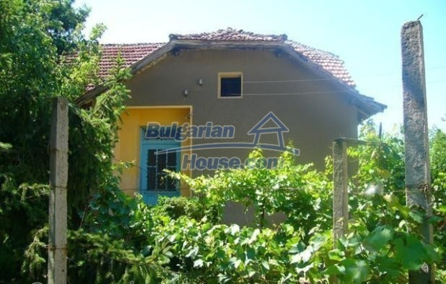 11636:2 - Compact furnished house with a large beautiful garden - Montana