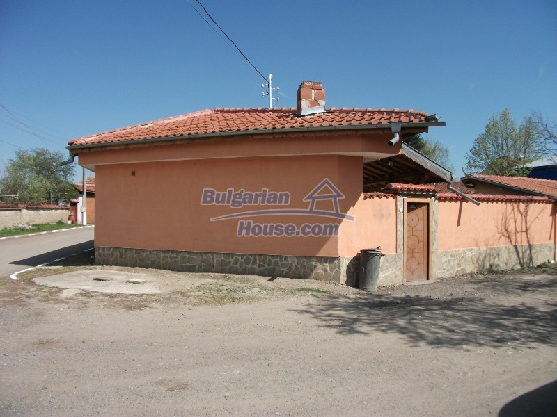 12008:4 - Cozy Bulgarian house with swimming pool in Stara Zagora region