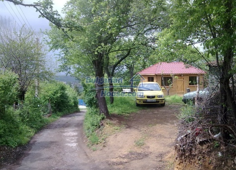 12033:3 - Charming holiday home near Sofia – amazing panoramic view