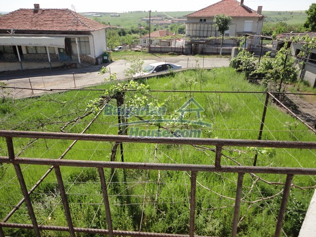 11057:7 - Cheap two-storey house in a green countryside, Yambol region