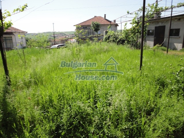 11057:11 - Cheap two-storey house in a green countryside, Yambol region