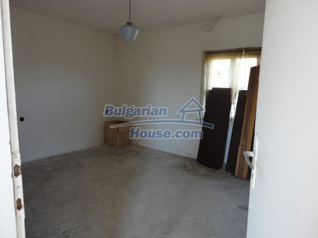 11057:4 - Cheap two-storey house in a green countryside, Yambol region