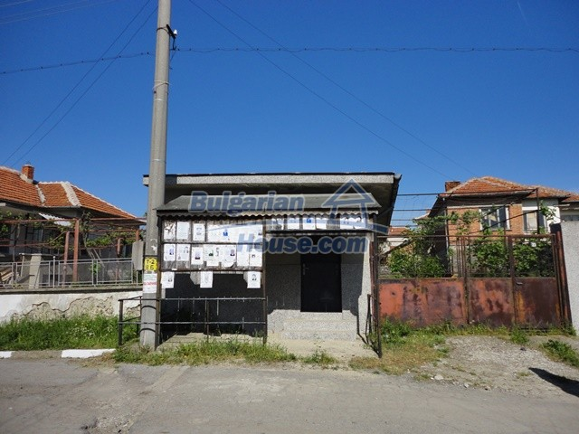11057:20 - Cheap two-storey house in a green countryside, Yambol region