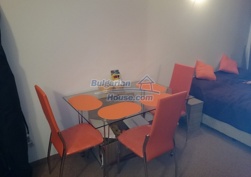 12015:2 - Elegant furnished one-bedroom apartment in Sarafovo quarter