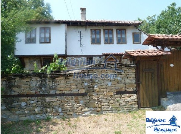 12381:1 - An old traditional Bulgarian house 27km to Tryavna,Gabrovo