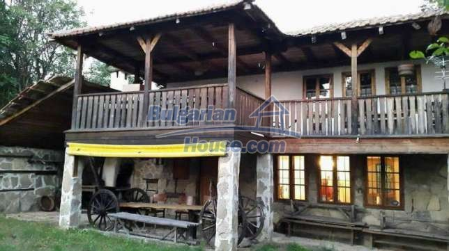 12381:3 - An old traditional Bulgarian house 27km to Tryavna,Gabrovo