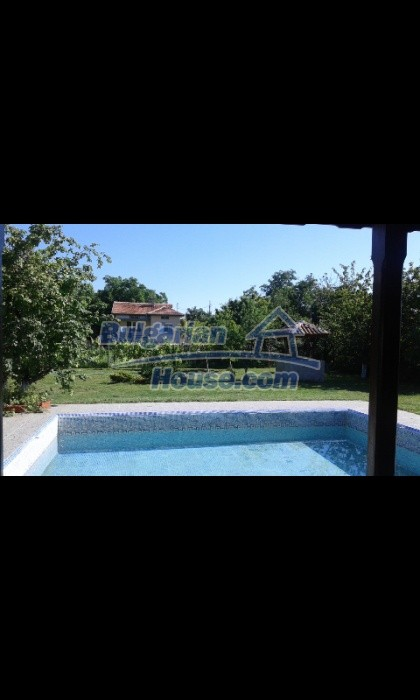 12731:8 - Cozy Bulgarian property with swimming pool 15 km from Plovdiv