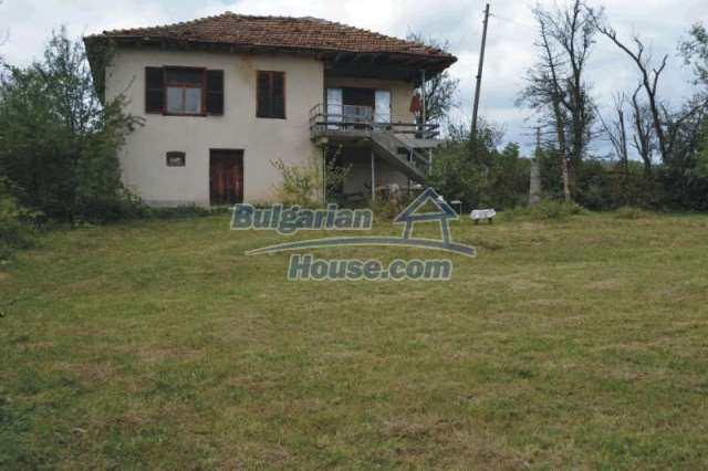12327:2 - Property in Sliven region with lovely views 3000 sq.m garden