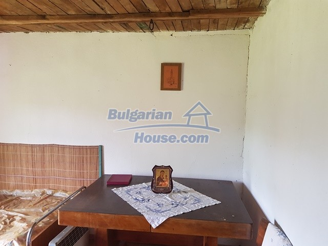 12327:22 - Property in Sliven region with lovely views 3000 sq.m garden