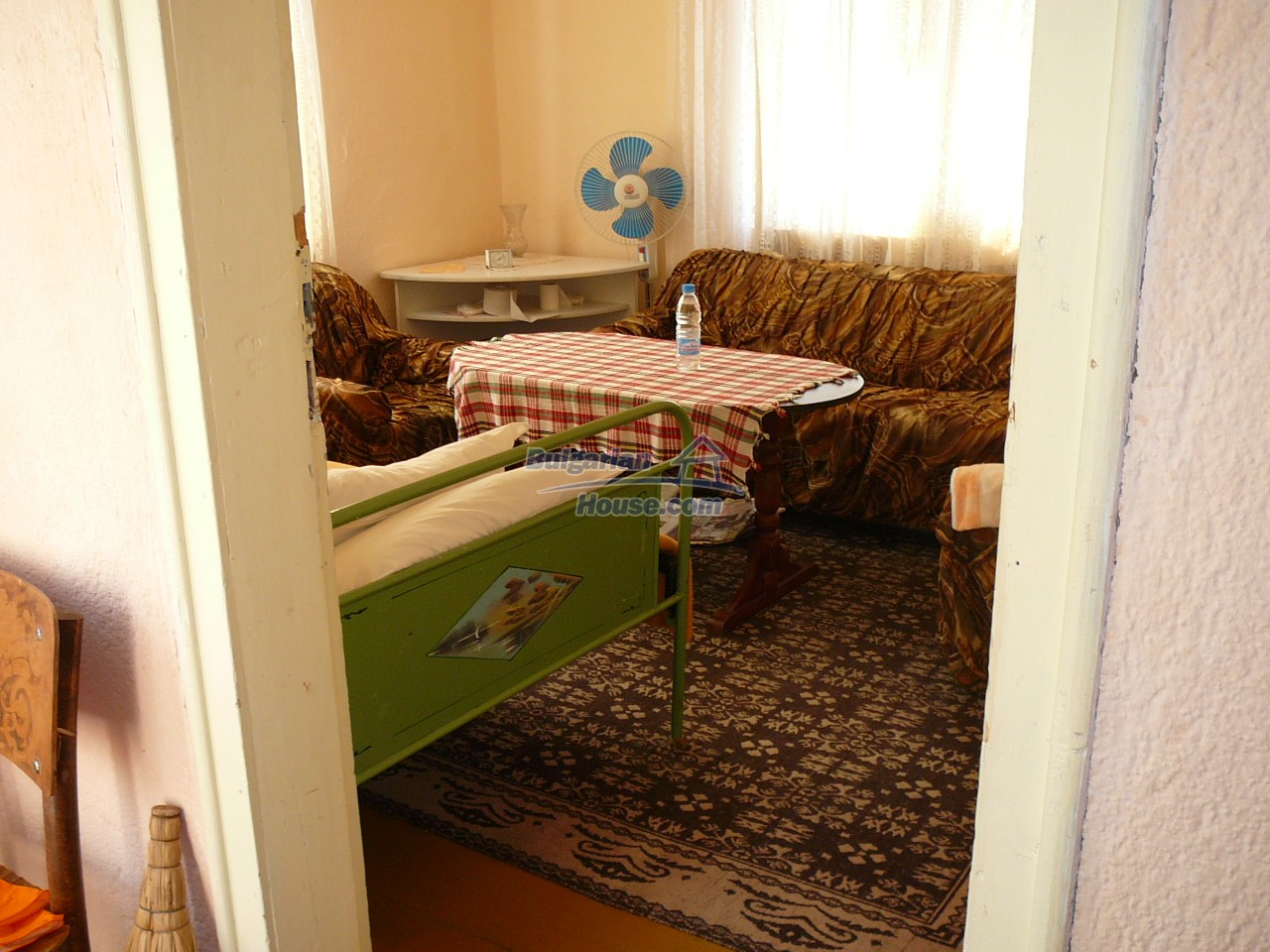 12533:4 - Bulgarian house -beautiful views, surroundings-50km to Plovdiv