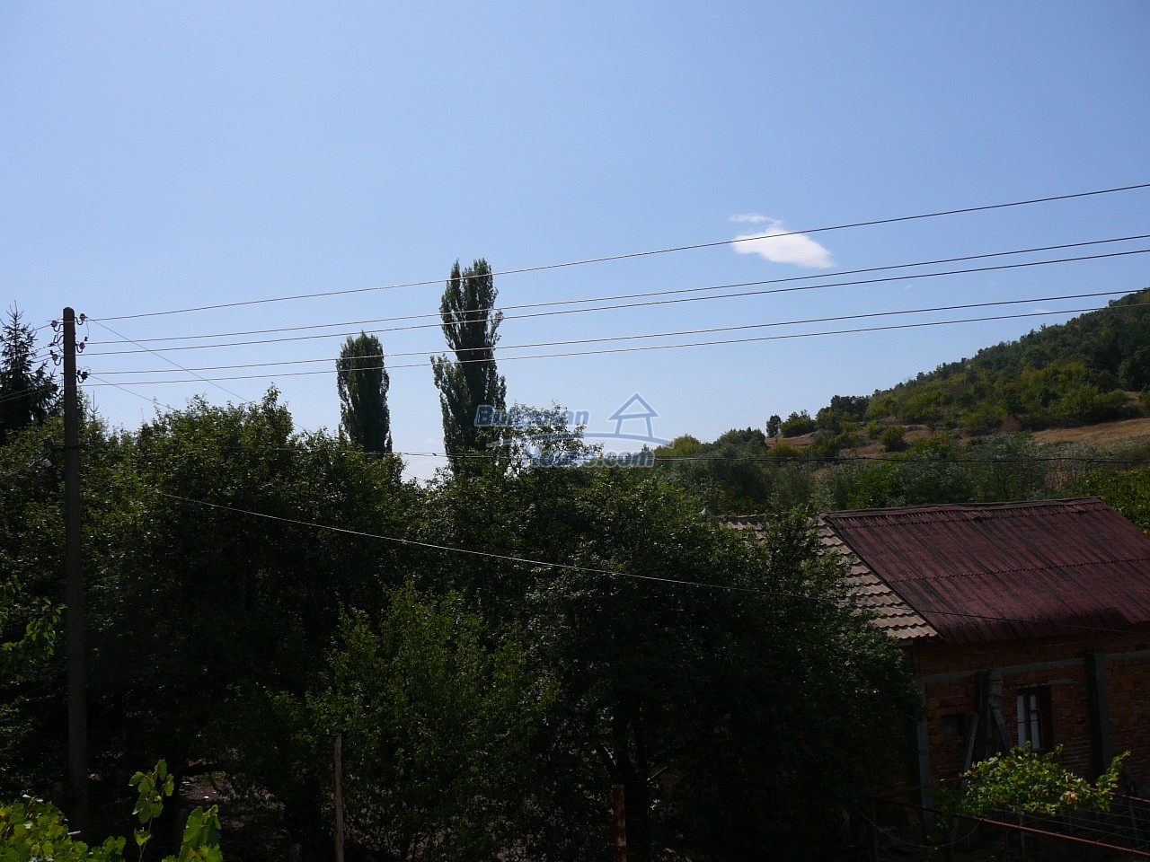 12533:12 - Bulgarian house -beautiful views, surroundings-50km to Plovdiv