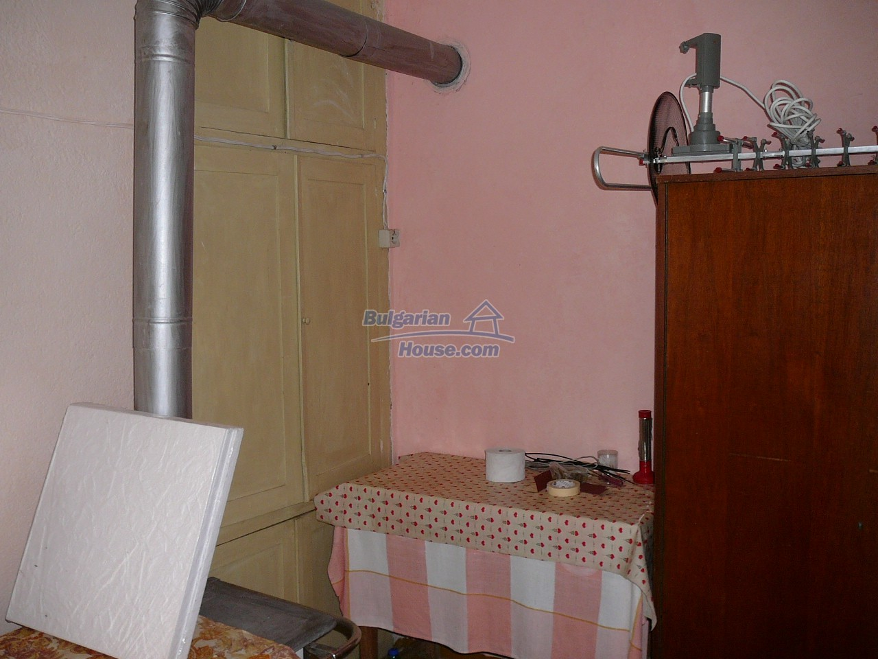 12533:19 - Bulgarian house -beautiful views, surroundings-50km to Plovdiv