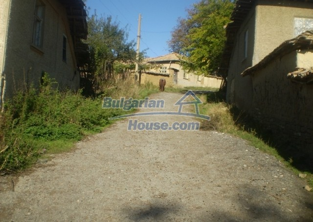 12369:7 - A solid Bulgarian house 70km from Veliko Tarnovo,5km from Lake