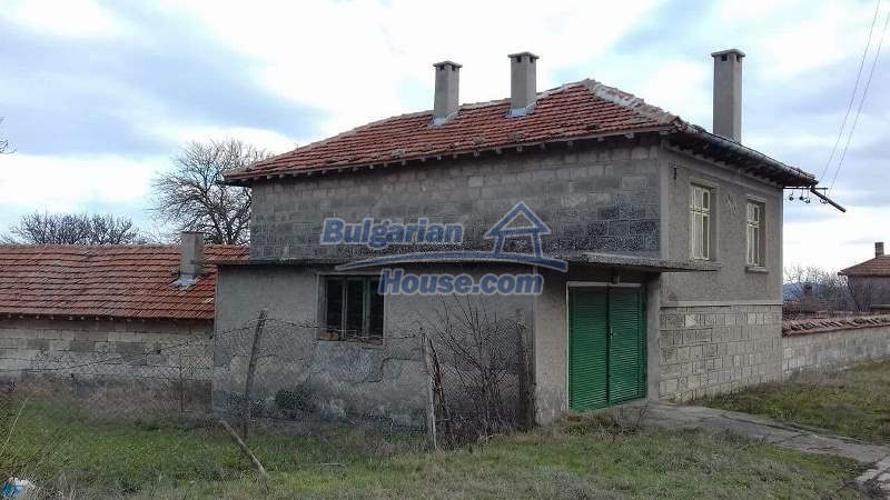 12724:7 - Property in Bulgaria for sale 70km away from Varna and Black Sea