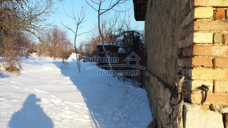 12300:13 - Cheap property for sale with lovely views near Popovo & Ruse