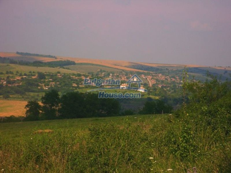 12300:6 - Cheap property for sale with lovely views near Popovo & Ruse