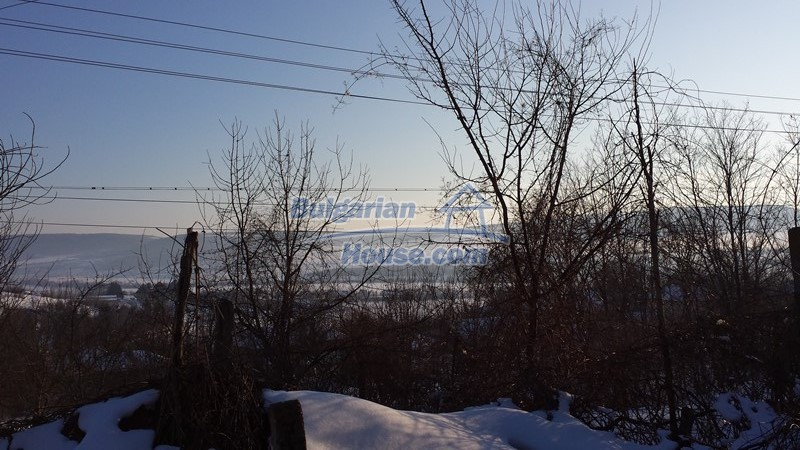 12300:21 - Cheap property for sale with lovely views near Popovo & Ruse