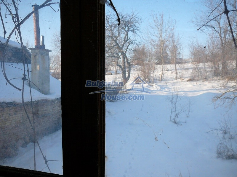 12300:67 - Cheap property for sale with lovely views near Popovo & Ruse