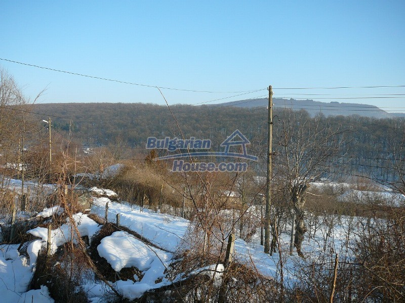 12300:86 - Cheap property for sale with lovely views near Popovo & Ruse