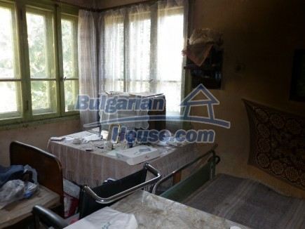 12751:17 - Cheap House for sale  25 km from Vratsa with nice lovely views
