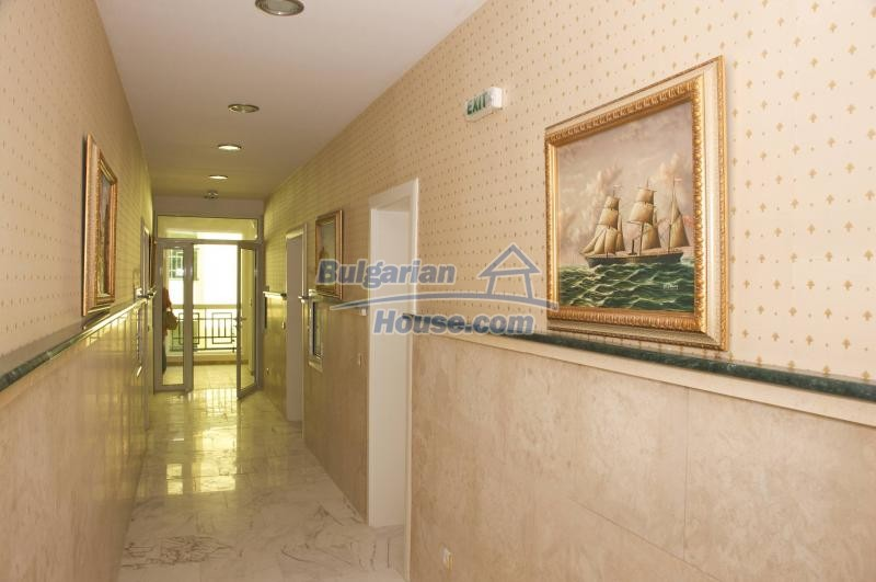 12746:6 - LuXURY studio apartment in Elenite, Sveti Vlas -FIRST LINE BEACH
