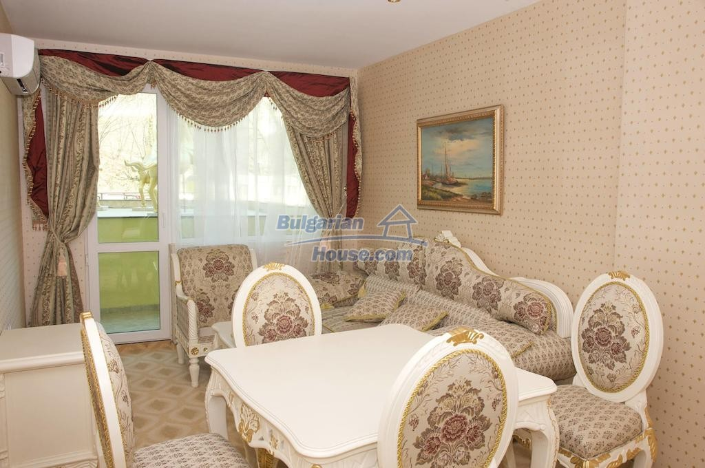 12746:15 - LuXURY studio apartment in Elenite, Sveti Vlas -FIRST LINE BEACH