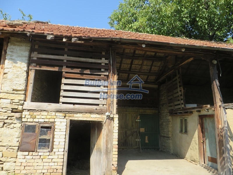 12586:16 - Lovelly Bulgarian house 24km from Veliko Tarnovo 3500sq.m.garden