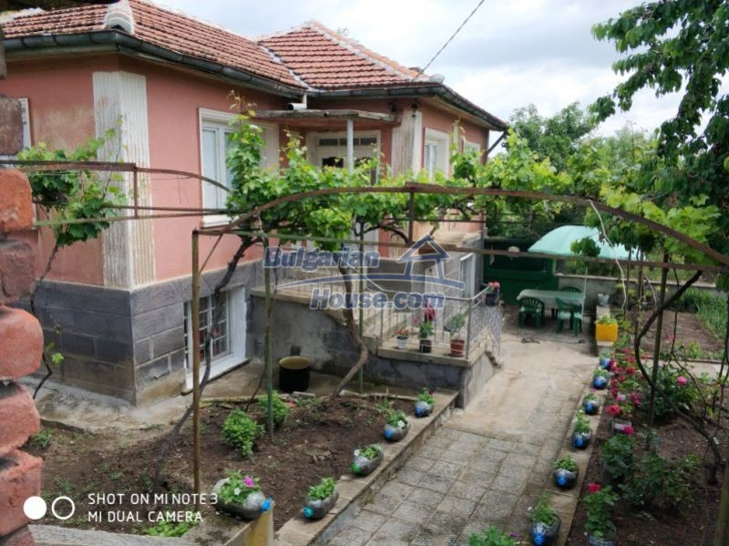 12777:3 - Village home for sale in Stara Zagora region with big garden
