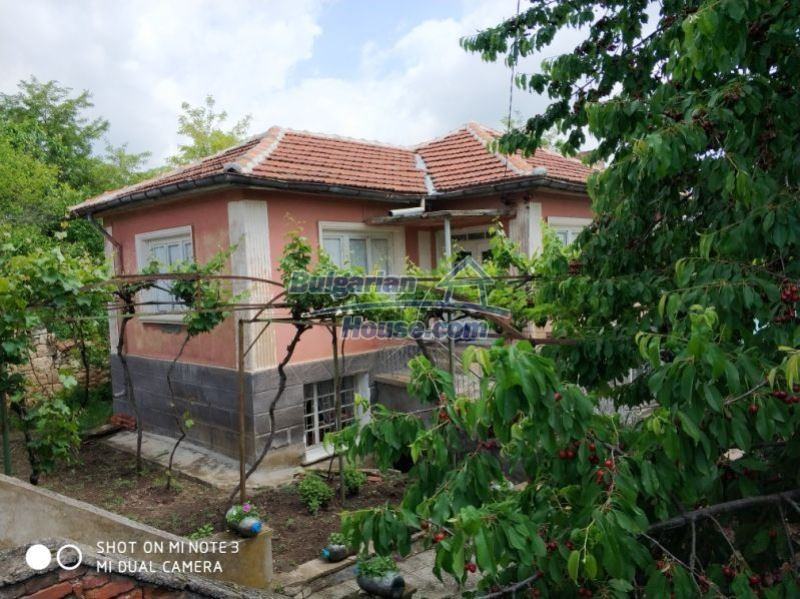 12777:4 - Village home for sale in Stara Zagora region with big garden