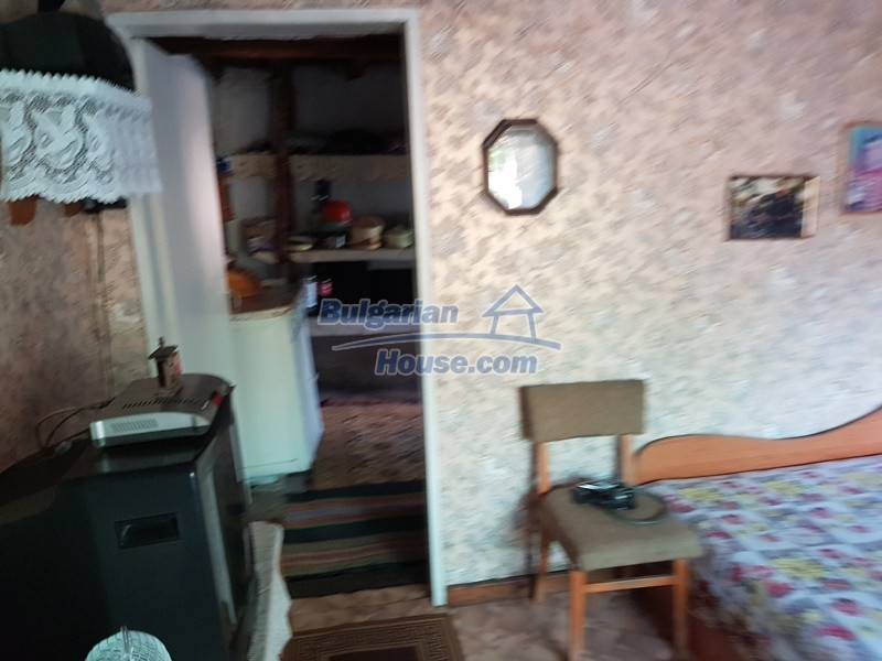 12777:15 - Village home for sale in Stara Zagora region with big garden