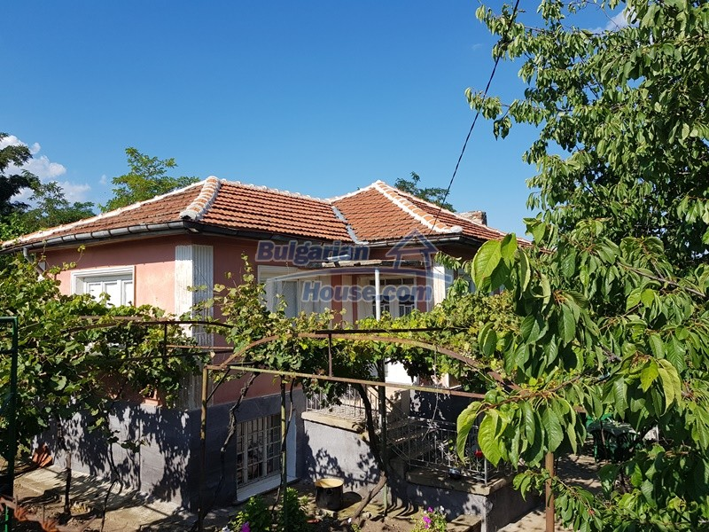 12777:7 - Village home for sale in Stara Zagora region with big garden