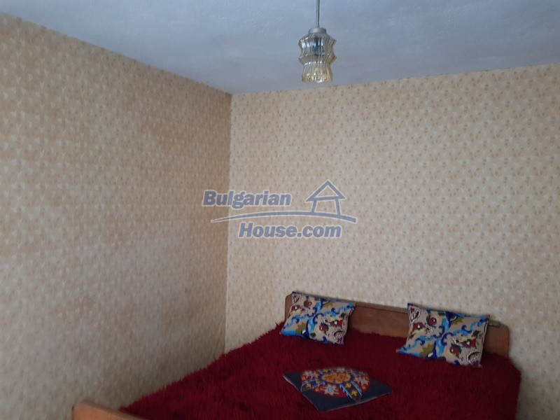 12777:44 - Village home for sale in Stara Zagora region with big garden