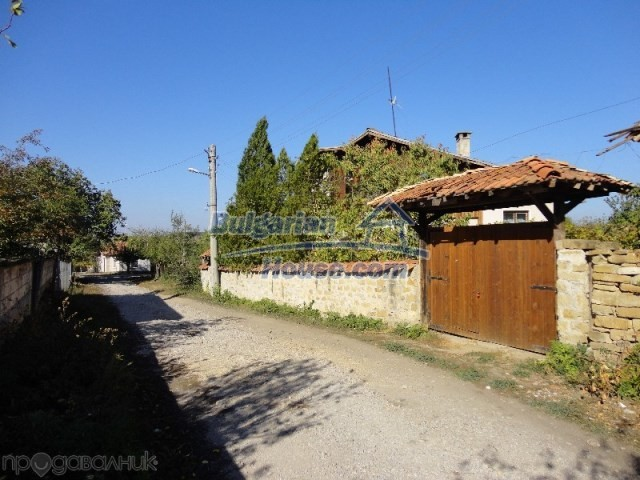 11098:43 - Massive house with an enormous garden, incredible countryside