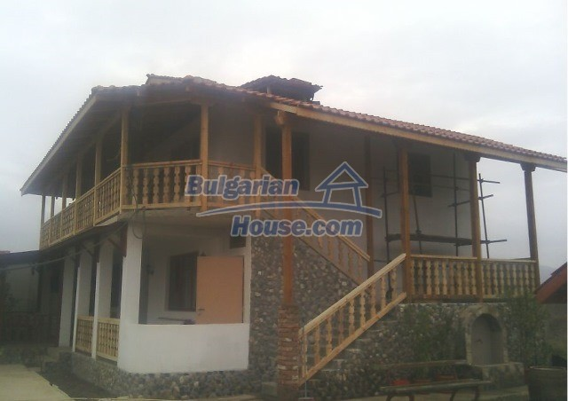 12730:4 - Two storey house for sale 35 km from Plovdiv with nice views