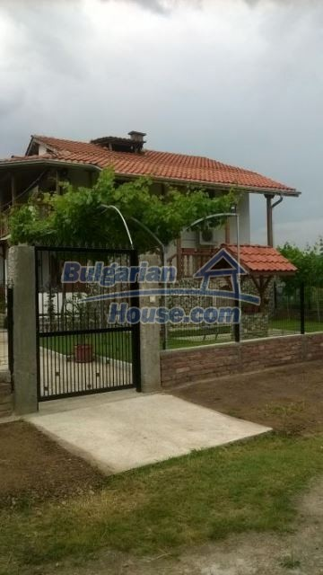 12730:9 - Two storey house for sale 35 km from Plovdiv with nice views
