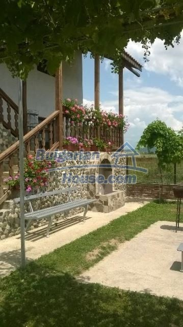 12730:11 - Two storey house for sale 35 km from Plovdiv with nice views
