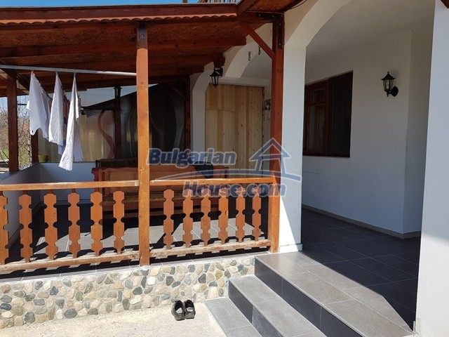 12730:37 - Two storey house for sale 35 km from Plovdiv with nice views