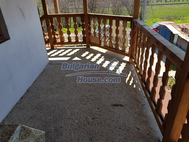 12730:33 - Two storey house for sale 35 km from Plovdiv with nice views