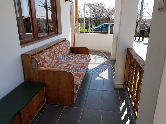 12730:54 - Two storey house for sale 35 km from Plovdiv with nice views