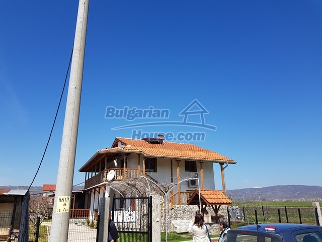 12730:57 - Two storey house for sale 35 km from Plovdiv with nice views