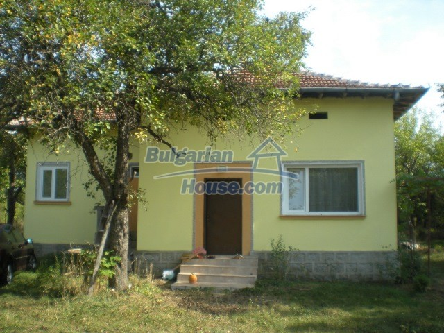 10951:26 - Well presented massive property near a dam lake, Lovech region