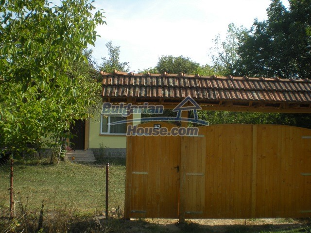 10951:34 - Well presented massive property near a dam lake, Lovech region