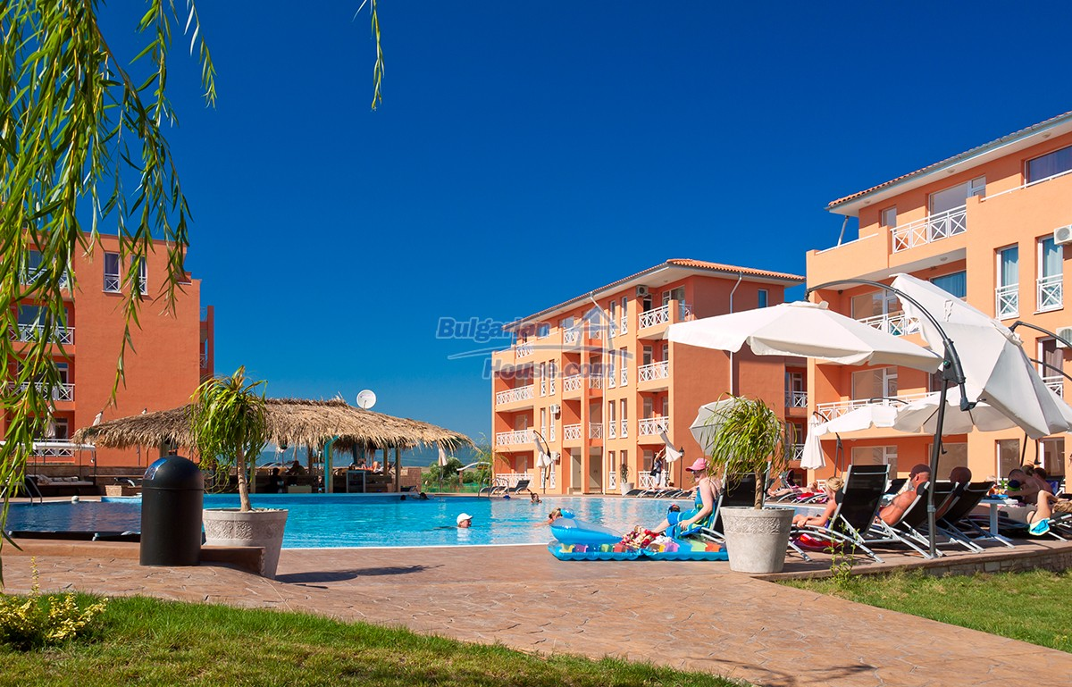 12768:2 - Cozy furnished studio apartment Sunny Day 6 ,3km to Synnny Beach