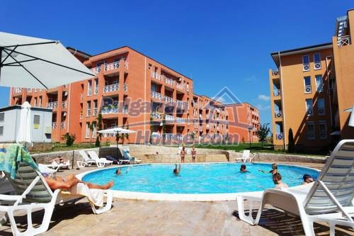 12768:6 - Cozy furnished studio apartment Sunny Day 6 ,3km to Synnny Beach