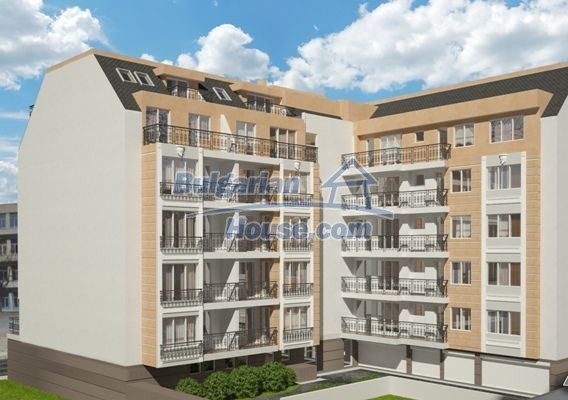12318:11 - Apartments for sale in Burgas, Bratya Miladinovi,1km to the sea