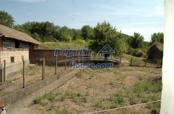 12762:2 - Bulgarian Property with big garden for sale near Ruse
