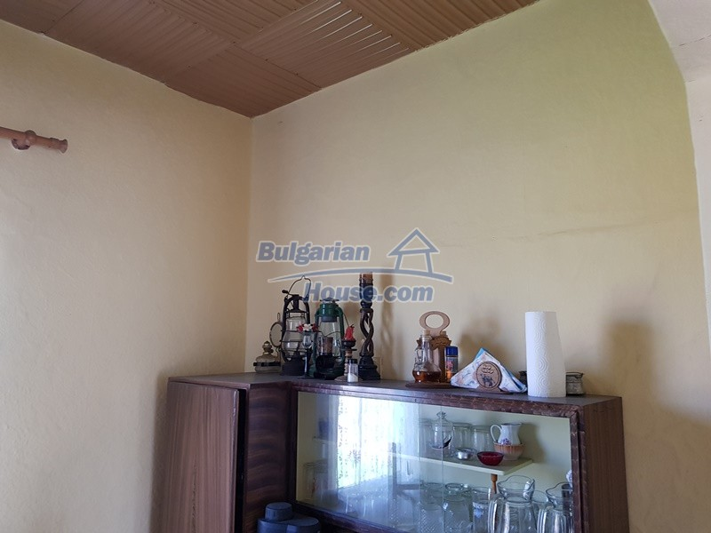 12737:14 - Bulgarian property 35 km from Plovdiv and 5 km from Parvomai