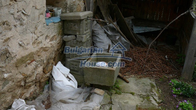 10983:36 -  Bulgarian house very close to pine forest and Kazanlak